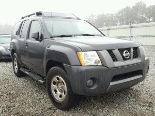 Nissan Xterra 2007