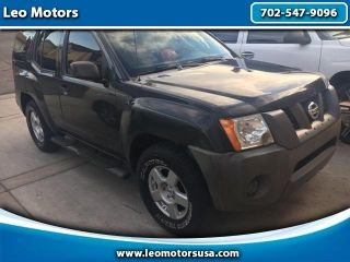 Used 2006 Nissan Xterra in Las Vegas, Nevada