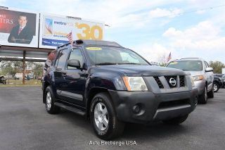 Used 2006 Nissan Xterra S in Miami, Florida
