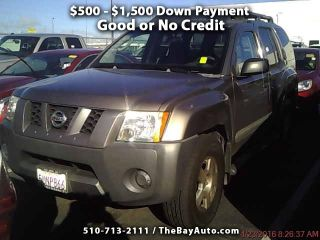 Used 2006 Nissan Xterra SE in Fremont, California