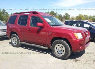 Used 2006 Nissan Xterra S in Graham, North Carolina