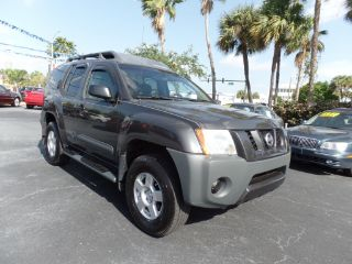 Used 2006 Nissan Xterra S in Fort Pierce, Florida