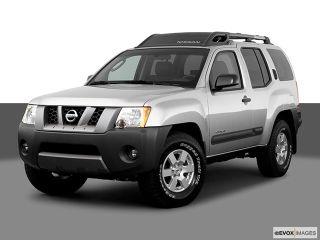 Nissan Xterra S 2007