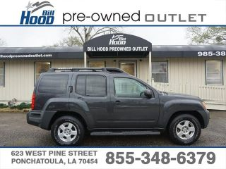Used 2007 Nissan Xterra S in Ponchatoula, Louisiana