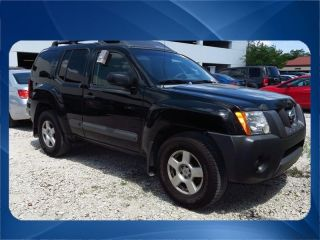Used 2006 Nissan Xterra S in Tampa, Florida