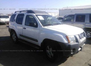 Nissan Xterra Off-Road 2006