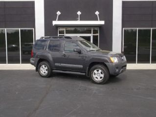 Used 2006 Nissan Xterra in Crossville, Tennessee