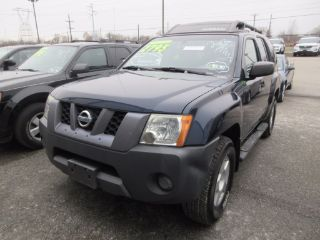 Nissan Xterra X 2007