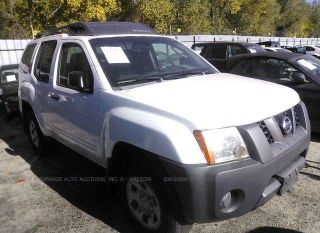 Nissan Xterra Off-Road 2007