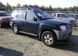 Used 2007 Nissan Xterra S in Gorham, Maine