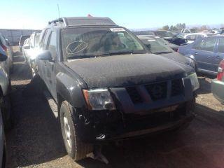 Nissan Xterra 2008
