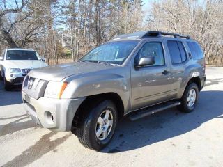 Used 2006 Nissan Xterra in Manchester, New Hampshire