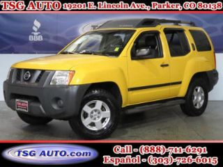 Used 2006 Nissan Xterra S in Parker, Colorado