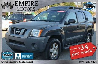 Used 2006 Nissan Xterra in Canton, Massachusetts