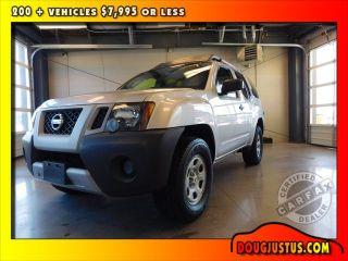 Nissan Xterra X 2011