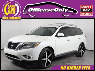 Used 2015 Nissan Pathfinder Platinum in Orlando, Florida