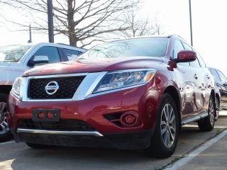 Nissan Pathfinder Platinum 2016