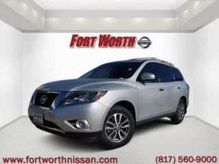 Used 2013 Nissan Pathfinder SV in Fort Worth, Texas