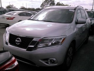Nissan Pathfinder SV 2015