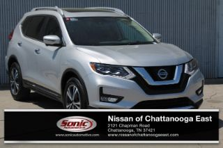 Used 2017 Nissan Rogue Sl In Chattanooga Tennessee
