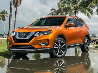 New 2018 Nissan Rogue SL in Fort Lauderdale, Florida