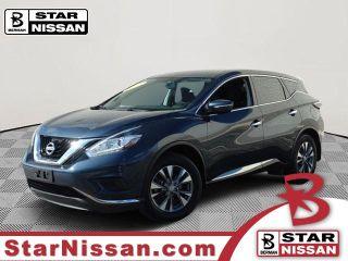 Nissan Murano S 2015