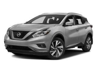 Nissan Murano Platinum 2016