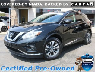 Used 2015 Nissan Murano SV in Philadelphia, Pennsylvania