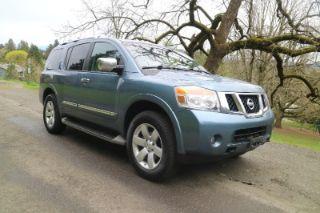 Nissan Armada Titanium Edition 2010