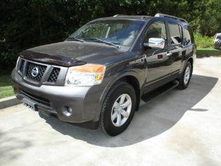 Nissan Armada SV 2011