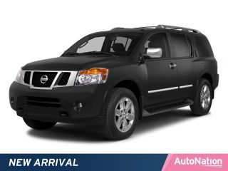 Used 2014 Nissan Armada Platinum Edition in Katy, Texas