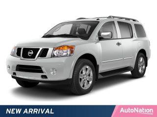 Nissan Armada Platinum Edition 2013