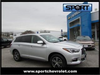 Infiniti Of Silver Spring >> Used 2018 Infiniti Qx60 In Silver Spring Maryland