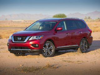 Nissan Pathfinder SL 2018