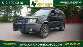 Used 2003 Nissan Xterra XE in Austin, Texas