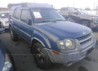 20+ 2004 Nissan Xterra Xe