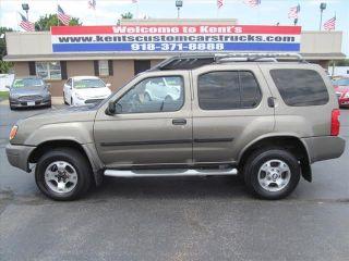 Used 2001 Nissan Xterra SE in Collinsville, Oklahoma