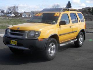 Nissan Xterra XE 2004