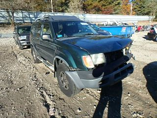 Used 2001 Nissan Xterra XE in Mendon, Massachusetts