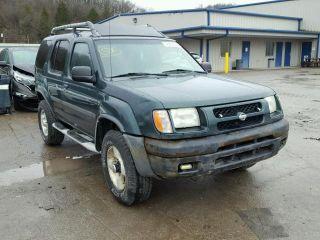 Nissan Xterra XE 2001