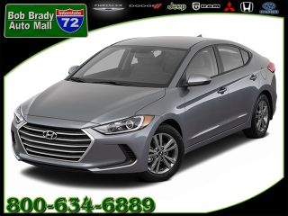 Used 2018 Hyundai Elantra SEL in Decatur, Illinois