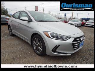 Used 2018 Hyundai Elantra Value Edition in Bowie, Maryland