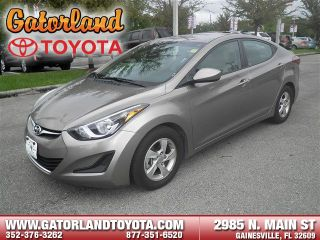 Used 2014 Hyundai Elantra SE in Gainesville, Florida