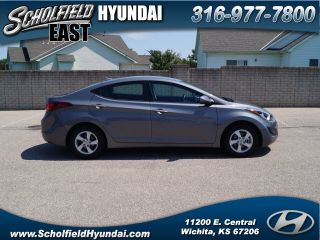 Used 2014 Hyundai Elantra SE in Wichita, Kansas