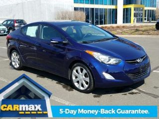 2011 Hyundai Elantra Limited Edition