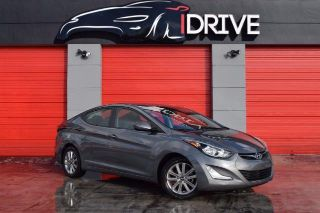 Hyundai Elantra Limited Edition 2014
