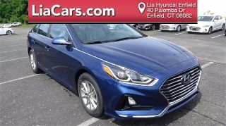 Used 2018 Hyundai Sonata SE in Enfield, Connecticut