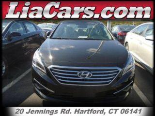 Used 2016 Hyundai Sonata SE in Hartford, Connecticut