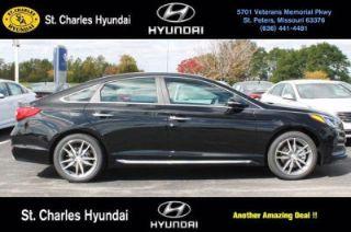 Used 2015 Hyundai Sonata Sport in Saint Peters, Missouri