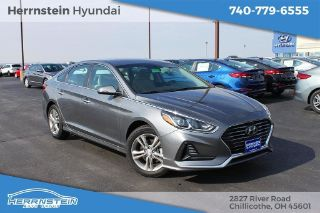 Herrnstein Hyundai Chillicothe Ohio >> Used 2018 Hyundai Sonata Sel In Chillicothe Ohio